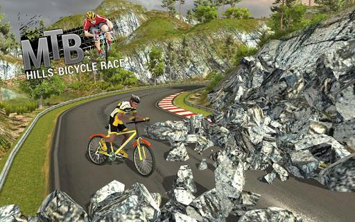 MTB Downhill BMX Freestyle Cycling 1.1 Mod screenshots 1