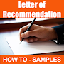 Letter of Recommendation Sample APK icon