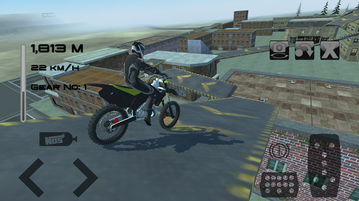 Fast Motorcycle Driver  screenshots 1