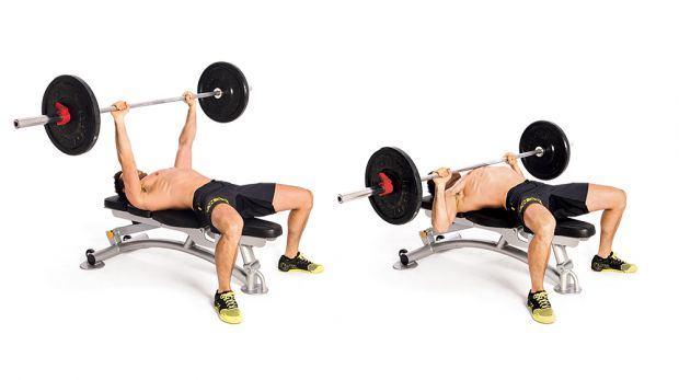 top-weight-gain-exercises-bench-press
