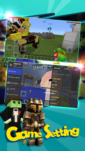 Multiplayer for Minecraft 1.2.102 screenshots 7