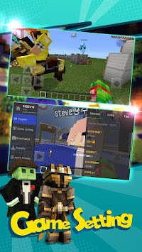 Multiplayer Za Minecraftu APK screenshot thumbnail 7