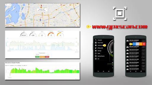 Speed View GPS Pro Apps for Android screenshot