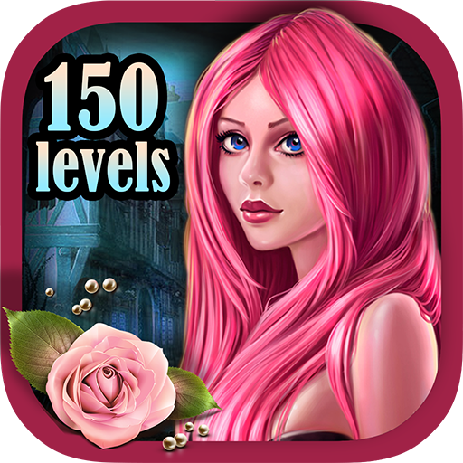 Hidden Object Games 150 levels : The castle crime