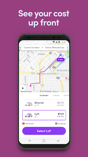 Lyft 6.3.3.1572623106 screenshots 2