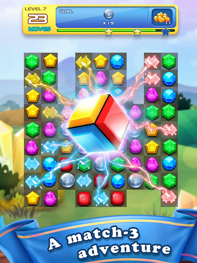 Jewel Blast™ - Match 3 games - screenshot