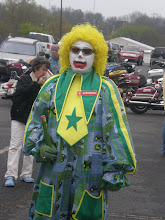 Photo: Shriner clown