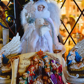 Christmas Angel by Millieanne T - Public Holidays Christmas