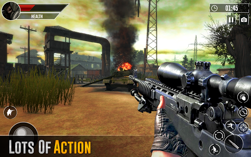 IGI Sniper 2019: US Army Commando Mission 1.0.13 20