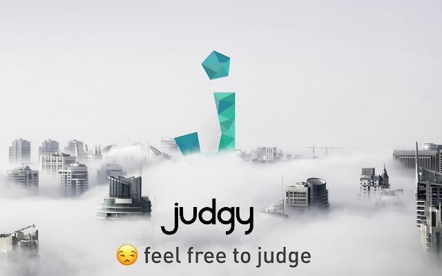 Judgy Rating