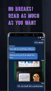Free Chat Stories - Scary & Creepy with Addicted
