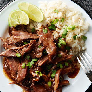 Slow-Cooker Asian Beef.