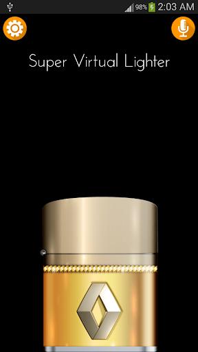 Super Virtual Lighter