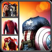 Super Hero Photo Suits
