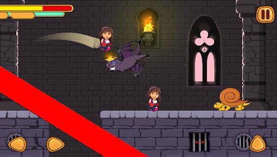 Run Princess Dora - náhled