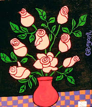 Photo: Pink Roses 11 x 14