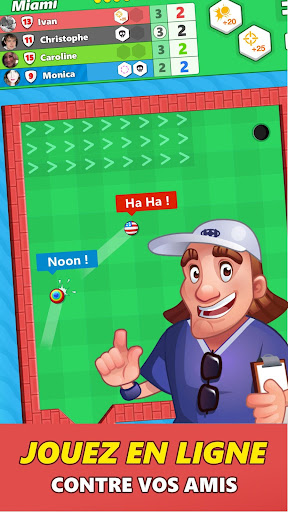 Code Triche Micro Golf Masters APK MOD screenshots 1
