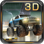 Monster Truck 3D Arena Stunts 1.1.0 Apk