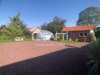 maison à Hiermont (80)