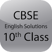 CBSE English Solution Class 10