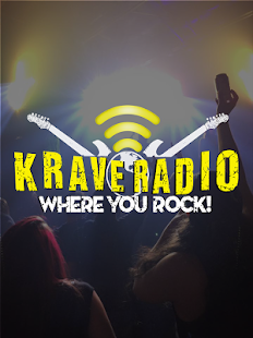 Krave Radio- screenshot thumbnail