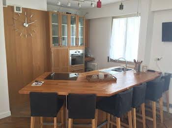Appartement meublé 3 pièces 58,03 m2