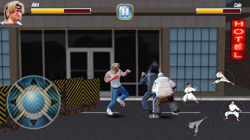 Street Fighting: Rage Battle  screenshots 1