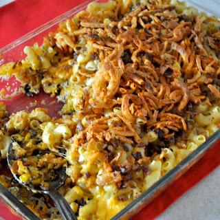 Roasted Corn Mac and Cheese