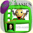 Baldi's Basics in Education and jumping learning