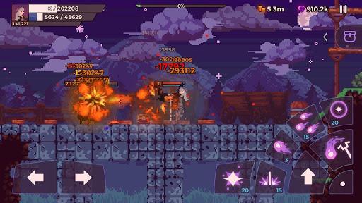 Moonrise Arena - Pixel Action RPG apkmr screenshots 6