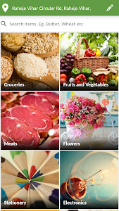 MovinCart-Grocery Shopping App screenshot 0
