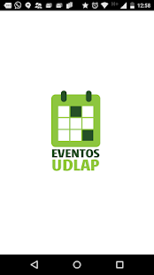 UDLAP Eventos- screenshot thumbnail