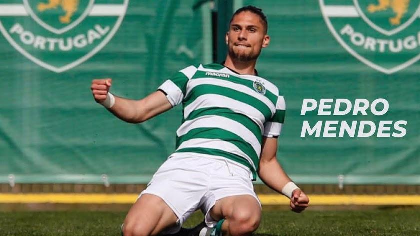 Pedro Mendes está en la agenda del Almería del futuro.
