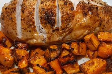 Poultry Essentials: Oven-Baked Bone-in Breasts