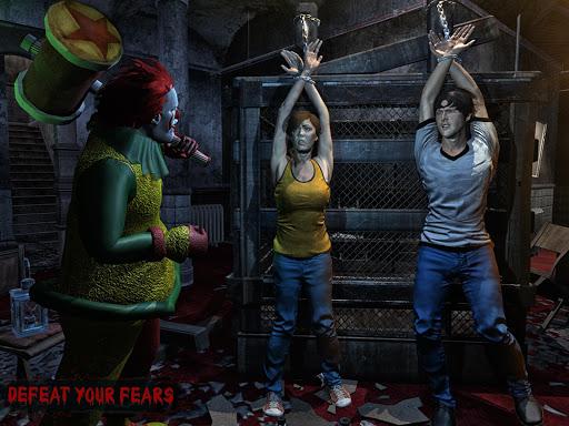 Horror Clown Survival  screenshots 8