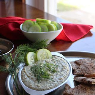 Cucumber Dill Hummus