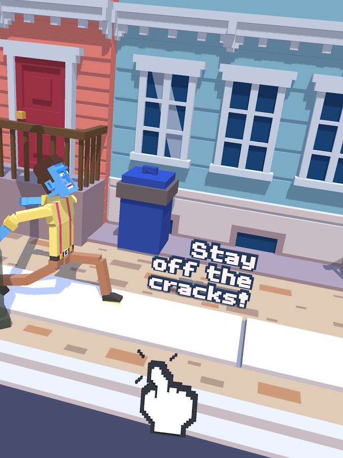 Steppy Pants- screenshot