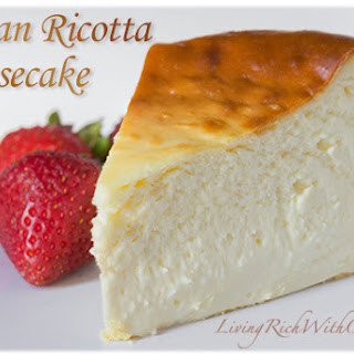 Lemon Ricotta Cheesecake Italian Recipes
