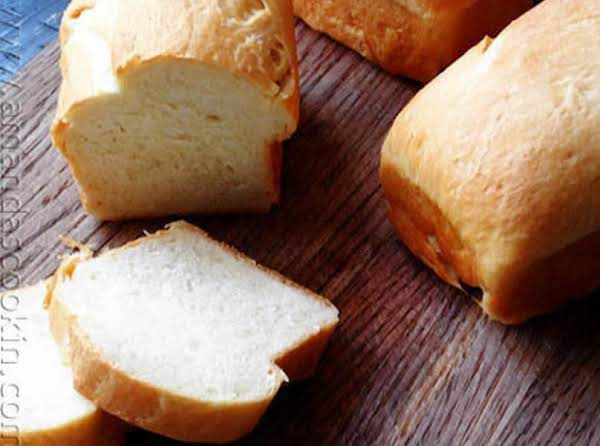Traditional White Bread Recipe