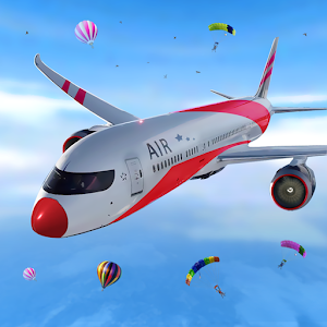 Airplane Simulator 2018 [Mod] Apk v2.1