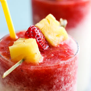 (Virgin) Lava Flow Slush and Recipe Video!.