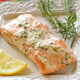 Rosemary Ranch Salmon.