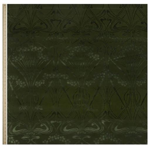 Ianthe Velvet Ivy från Liberty Interior fabrics
