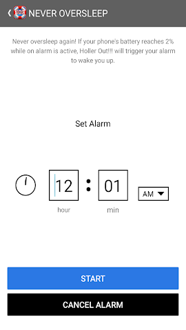 android HollarOut Screenshot 3