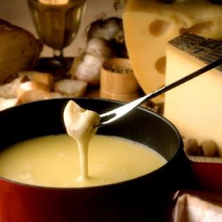 Cheesy Dip Recipe