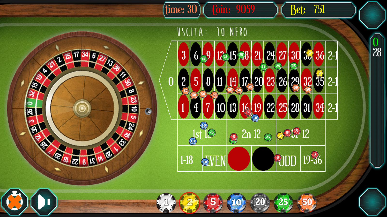 Roulette casino free- screenshot