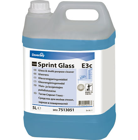 Sprint Glas Pur-Eco 5L
