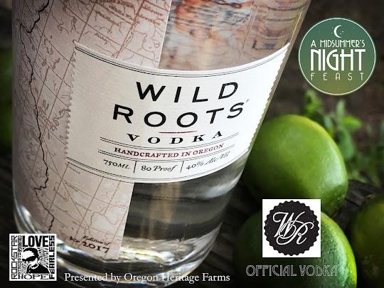 Wild Roots Spirits - Official Vodka