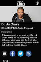 Screenshot of DJ Ju Crazy