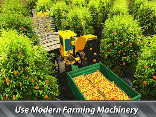 ud83dude9c Farm Simulator: Hay Tycoon grow and sell crops apkpoly screenshots 9